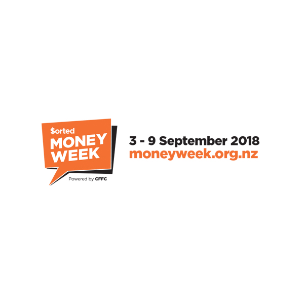 Sorted Money Week 3-9 September