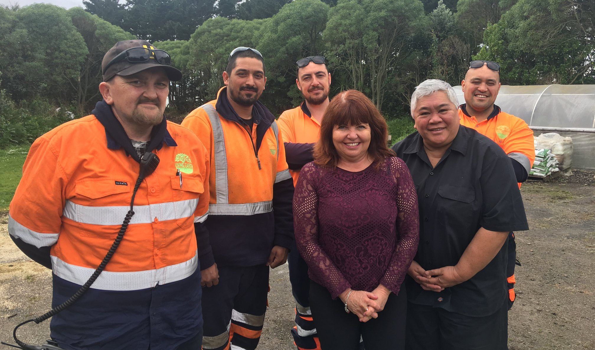 Waste Management Team – Positive Workplace Culture Through Training