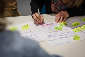 Pop-up leadership courses - class collaboration