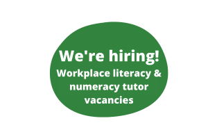 Workplace literacy and numeracy tutor