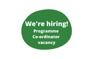 Vacancy - Programme Co-ordinator